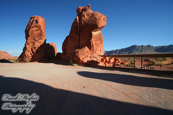 Valley of Fire - Seven Sisters