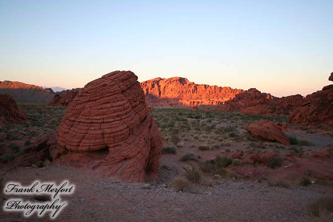 Valley of Fire - Beehives